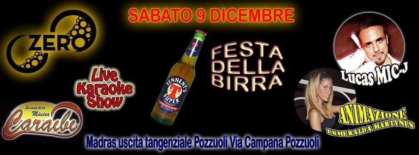 ZERO Discopub Pozzuoli - Sabato 9 Live Show, Disco e Latino