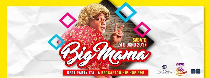 NEASY NAPOLI - Sabato 24 Giugno Big Mama Party