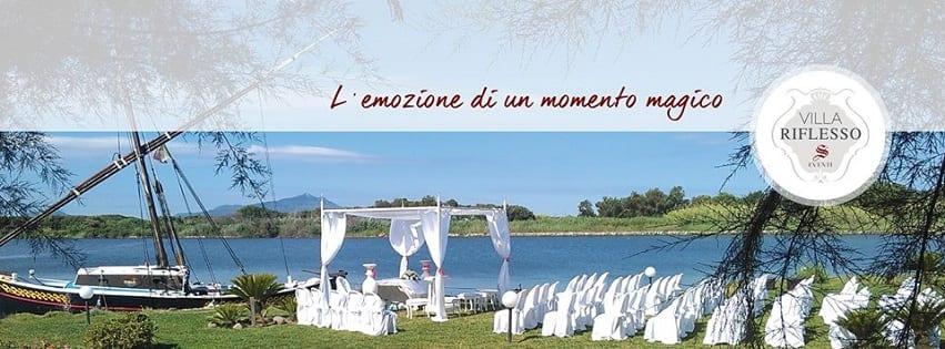 VILLA RIFLESSO Bacoli - La Domenica a Pranzo sul Lago