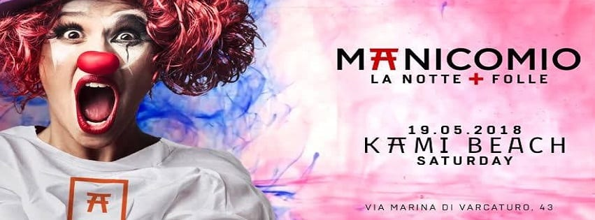 Kami Beach Varcaturo - Sabato 19 Maggio Exclusive Party
