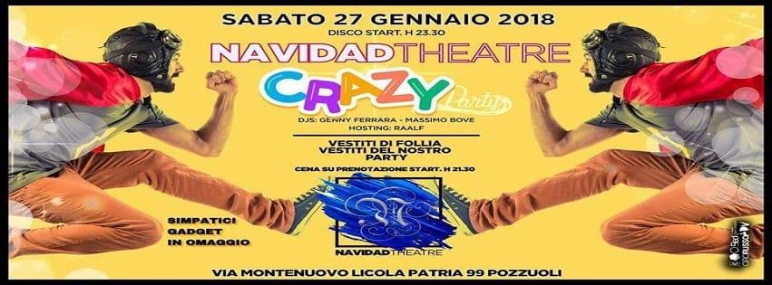 Navidad Pozzuoli - Sabato 27 Gennaio Cena & Disco
