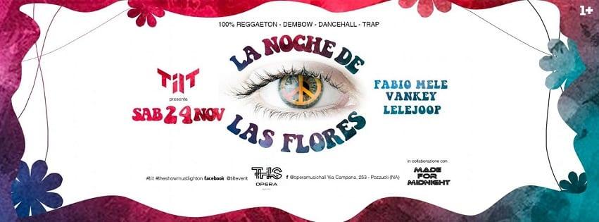 Opera Pozzuoli - Sabato 24 Novembre TILT Exclusive Party