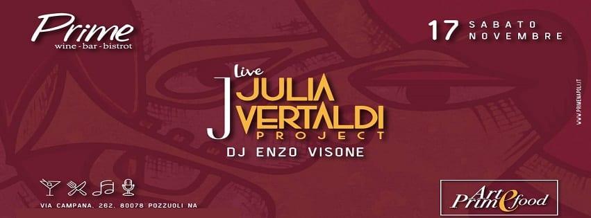 PRIME Pozzuoli - Sabato 17 Nov Live Music e Dj Set