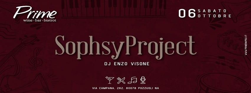 PRIME Pozzuoli - Sabato 6 Ottobre Live Music e Dj Set