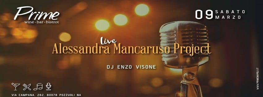 PRIME Pozzuoli - Sabato 9 Marzo Live Music e Dj Set