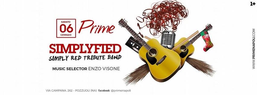 PRIME Pozzuoli - Sabato 6 gennaio Live Music e Dj Set