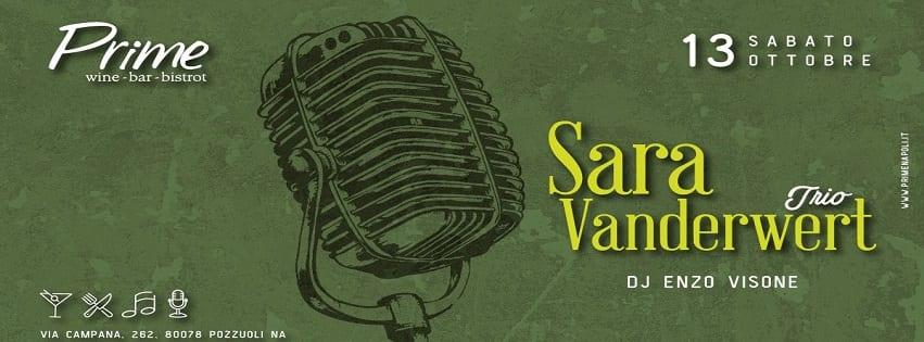 PRIME Pozzuoli - Sabato 13 Ottobre Live Music e Dj Set