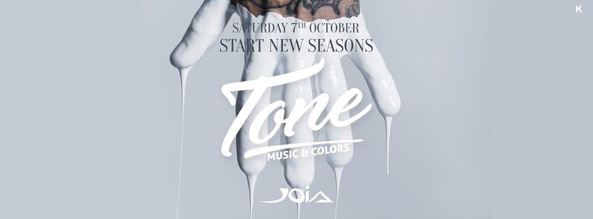 JOIA Napoli - Sabato 7 Ottobre Opening Party