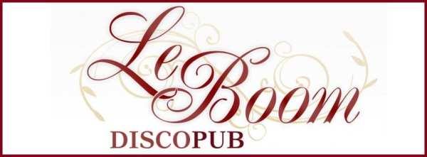 Leboom discopub pozzuoli logo