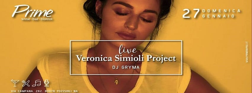 PRIME Pozzuoli - Domenica 27 Gennaio Live Music e Dj Set