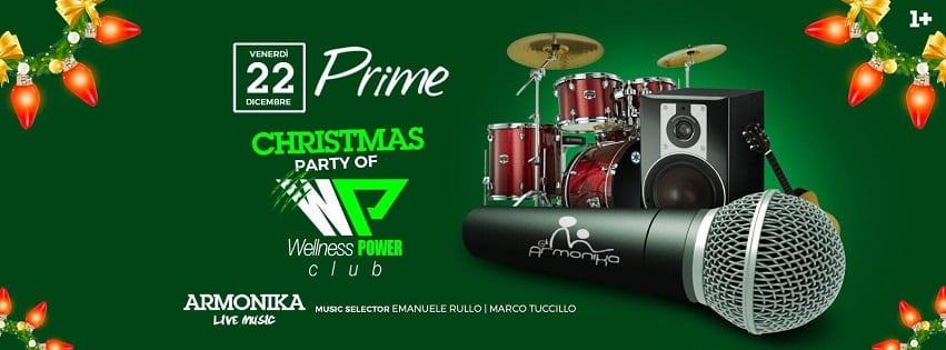 PRIME Pozzuoli - Venerdì 22 Dicembre Dinner Show