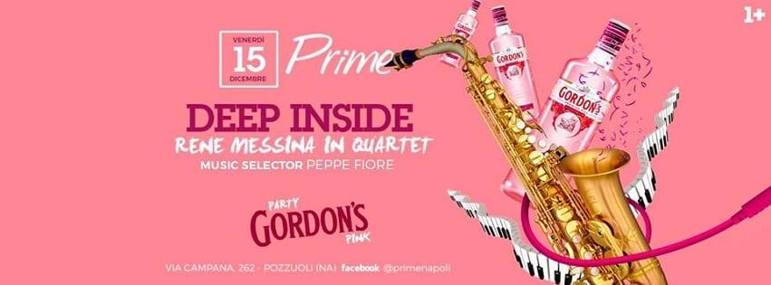 PRIME Pozzuoli - Venerdì 15 Dicembre Dinner Show