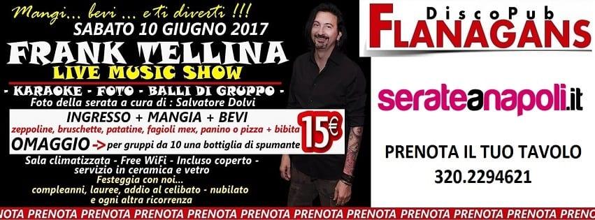Flanagans Aversa - Sabato Live show Karaoke e Disco