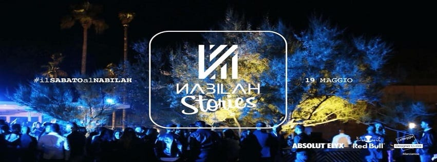 NABILAH Bacoli - Sabato 19 Maggio Stories Exclusive Party