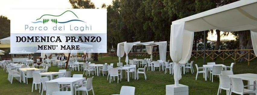 Parco dei Laghi Pozzuoli - La domenica a Pranzo tra verde e relax