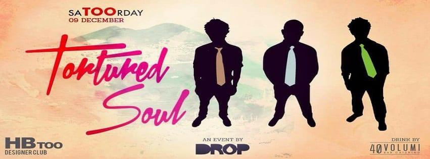 HBTOO Napoli - Sabato 9 Dicembre Drop Exclusive Party