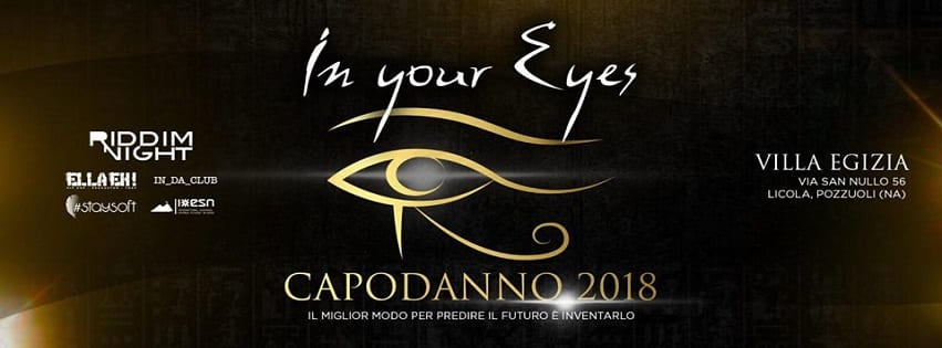 Villa Egizia Pozzuoli - Capodanno Napoli 2018