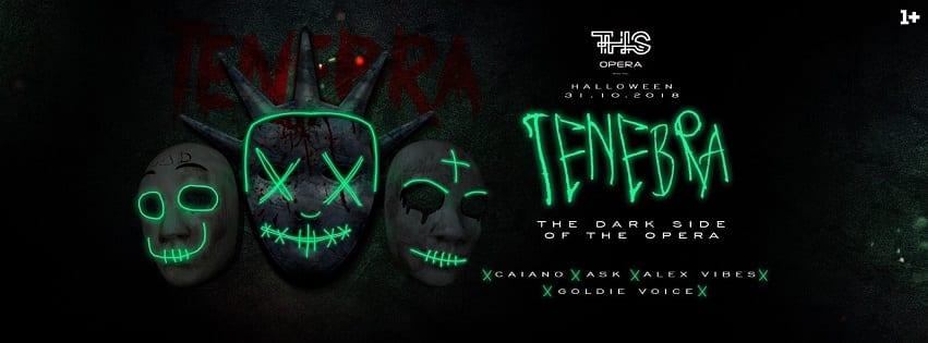 Opera Pozzuoli - Mercoledì 31 Ottobre Halloween Party