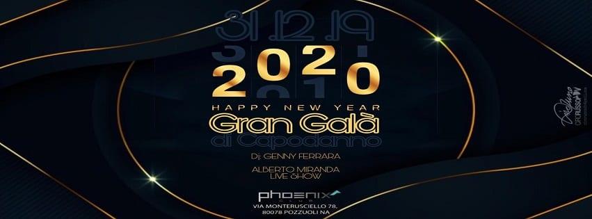 Ristorante Phoenix pozzuoli - Cenone Capodanno Napoli 2020