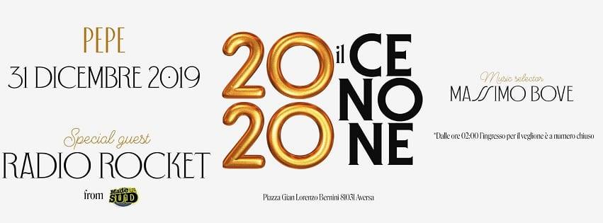 PEPE Club Aversa - Cenone di Capodanno Aversa 2020