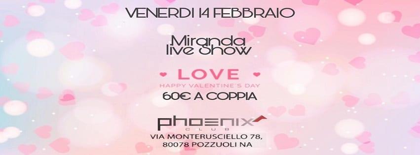 Ristorante Phoenix pozzuoli - Cena San Valentino Napoli 2020