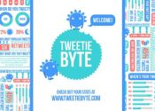 Tweetiebyte Logo