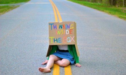 Pensá fuera de la caja
