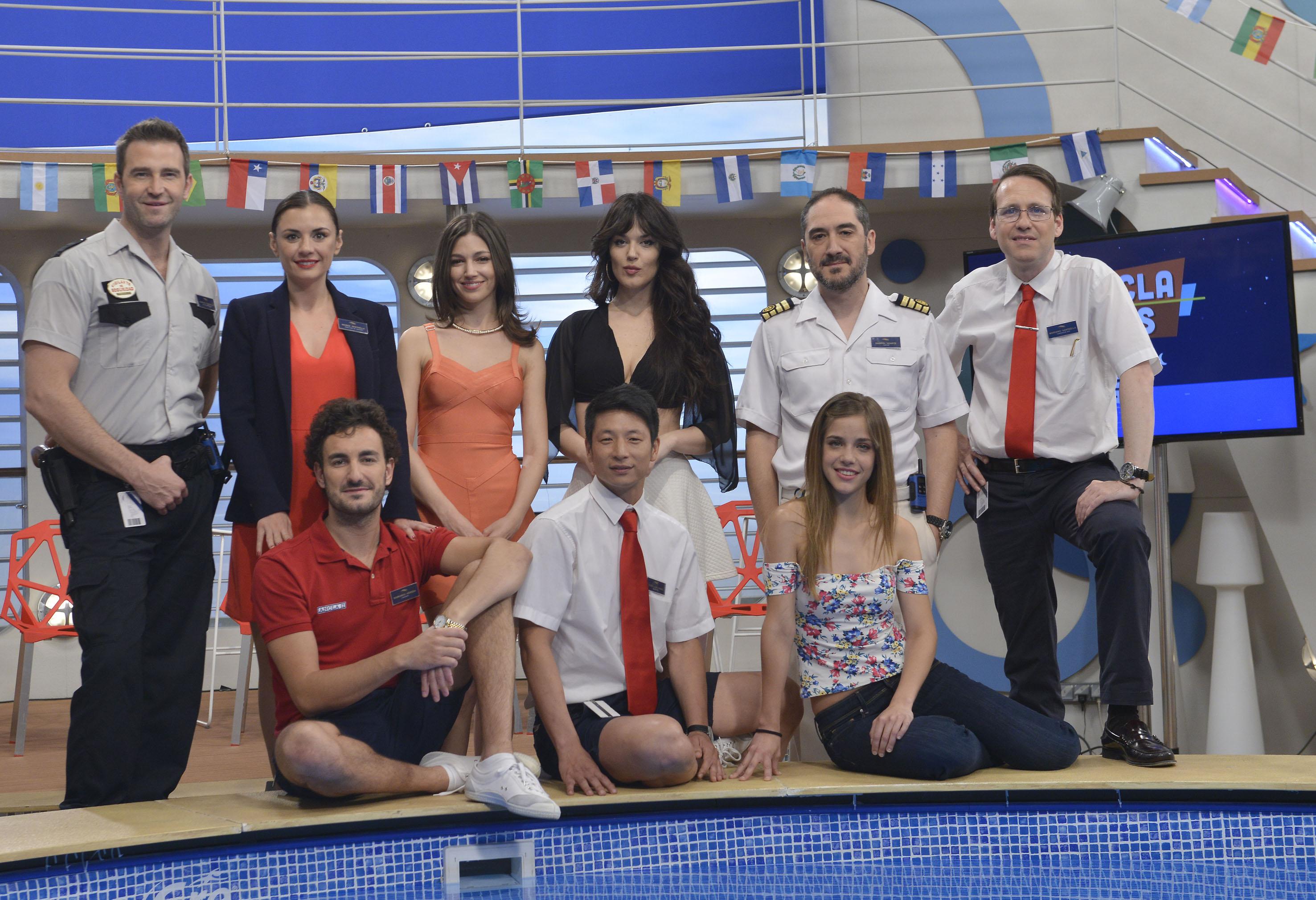 Anclados renueva para una segunda temporada series de televisi 243 n