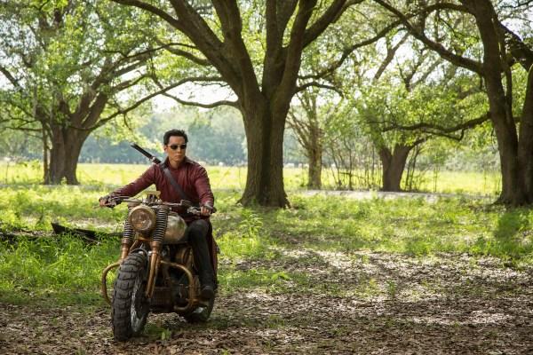 Daniel Wu as Sunny - Into the Badlands _ Season 1, Epsiode 1 - Photo Credit: Patti Perret/AMC