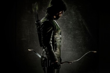 Stephen Amell kao Oliver Queen kao Green Arrow