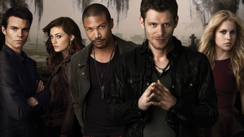 RECENZIJA SERIJE #1: The Originals/ Prvobitni (2013-...)