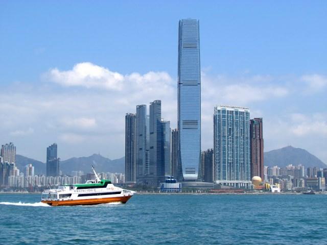 ICC Hongkong, sumber :panoramio.com