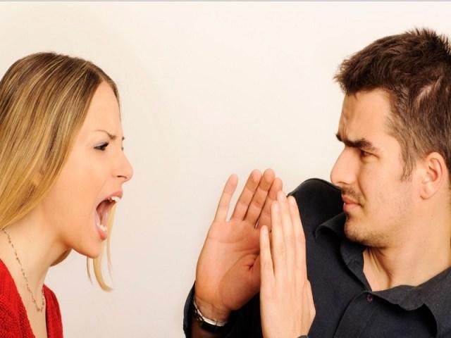 jangan berkata kasar saat sedang menghadapi masalah dengan pasangan. karena kamu juga tidak mau kan kalau kamu diperlakukan kasar juga? gambar via: papasemar.com