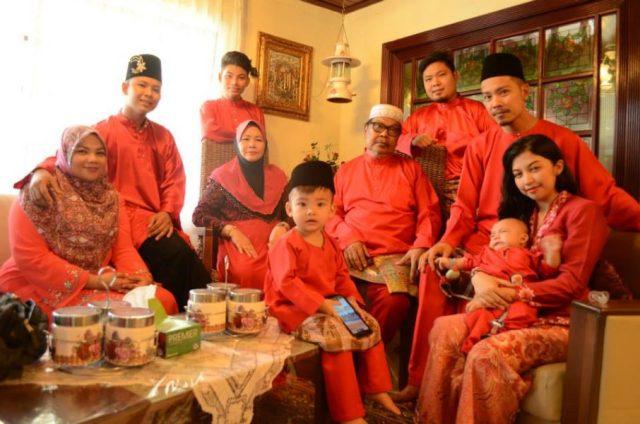 Keluarga Pasangan