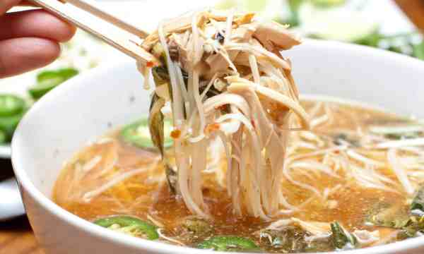 Crock Pot Chicken Pho!