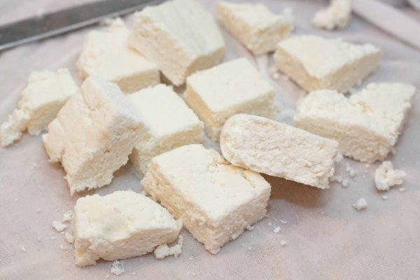 From Scratch Paneer Cheese - it's easier than you think!