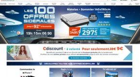 Cdiscount carte de membre à 9€ + 40% de réduction