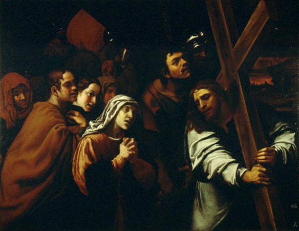 Francisco Ribalta Encuentro del Nazareno con su madre, 1621