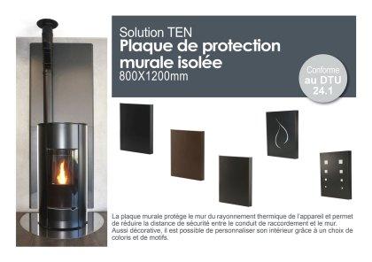 nouveaut plaque de protection murale. Black Bedroom Furniture Sets. Home Design Ideas