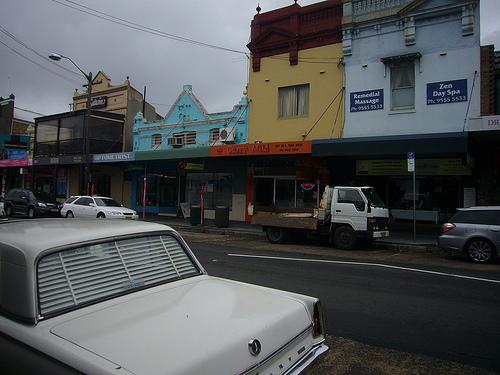 blog voyage travel australie sydney balmain rue couleurs
