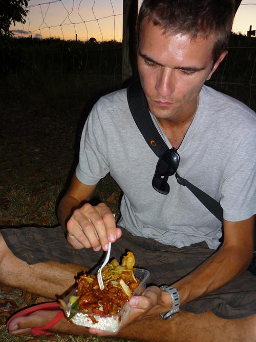 blog voyage whv australie darwin backpacker expat food thai asian mindil market