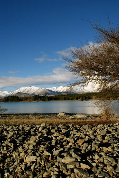 Road-trip sur l'île du Sud de Nouvelle-Zélande