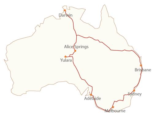 blog australie voyage photo routard oz aventure bilan roadtrip map carte
