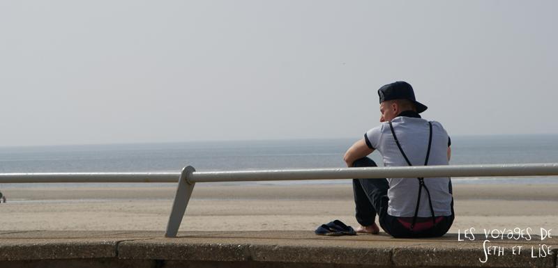 blog voyage touquet france jeune mer vue