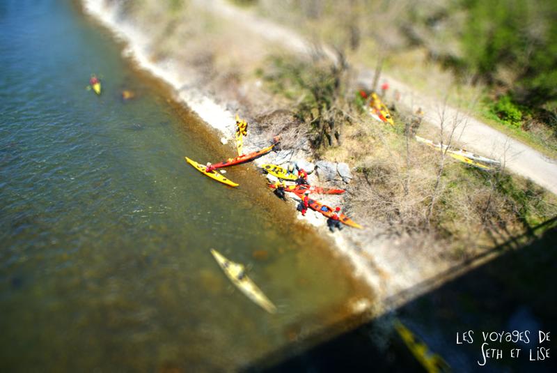 blog pvt canada montreal couple voyage kayak canoe st laurent parc jean drapeau