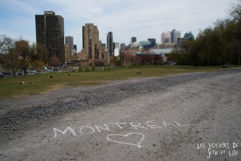 Au détour des rues de Montréal