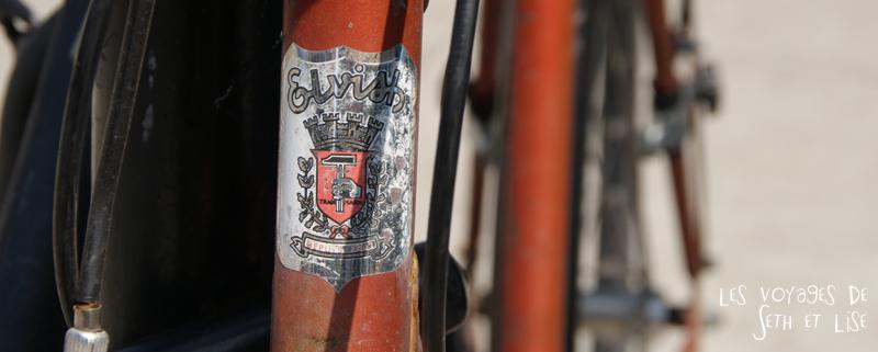 Les vélos de Montréal