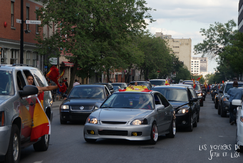 blog canada voyage pvt whv montreal moving day demenagement photo insolite spain euro2012