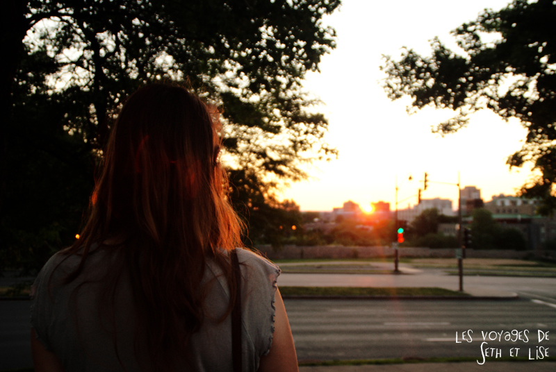 blog canada montreal pvt seth lise photo sunrise urbain soleil crépusucle girl fille