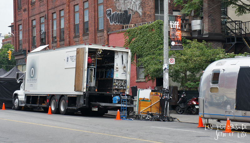 blog photo voyage canada toronto movie scene spoiler cinema truck loge